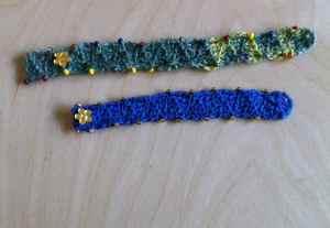 Persie crochet bracelet 1