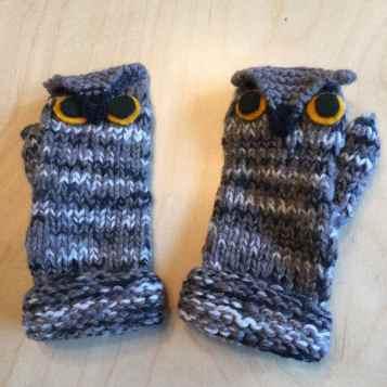 Beckett's owls