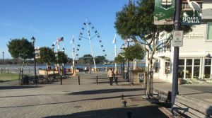 Eureka board walk