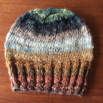 silk wool hat